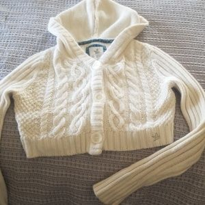 Aerie crop sweater
